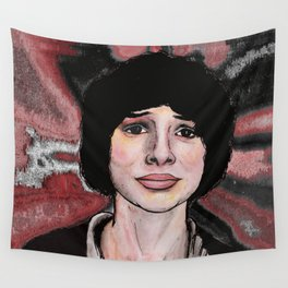 Mikey Boy Wall Tapestry