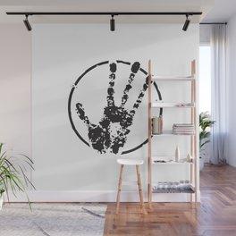E.T. Hand Print Wall Mural