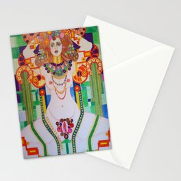 Vagina Monologues Stationery Cards
