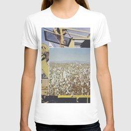 Cotton field T-shirt