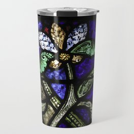 St. Denis Stained Glass 1 Travel Mug