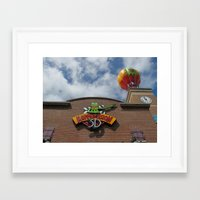 muppet Framed Art Prints featuring Muppet Vision by B G B Creative // Photos by Bianca Badia
