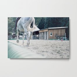 go outside & play Metal Print