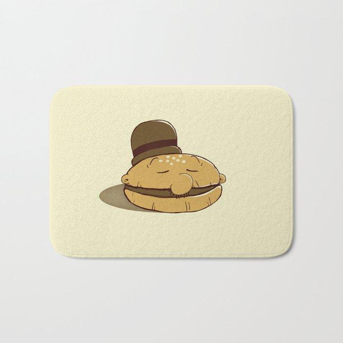 Burger Fiend Bath Mat