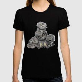 Owl Family T-shirt