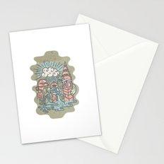 Monstra Stationery Cards