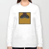 air jordan Long Sleeve T-shirts featuring AIR JORDAN 3 by originalitypieces