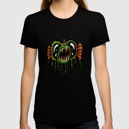 Deep Sea Creatures - The Angler Dragon Fish Bite Me Too T-shirt