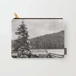 Winter Landscape - Carol Highsmith Carry-All Pouch