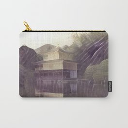 False Color Kyoto Carry-All Pouch