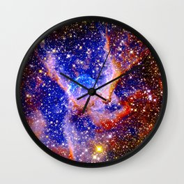 Nebular  Wall Clock