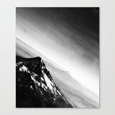 Oregon Mountains Canvas Print
