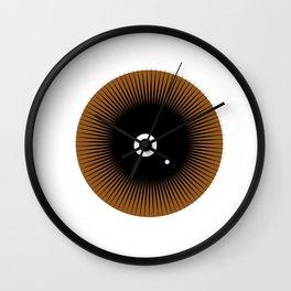 Eye of the Earth Wall Clock