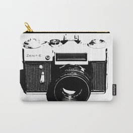 Old Camera Carry-All Pouch