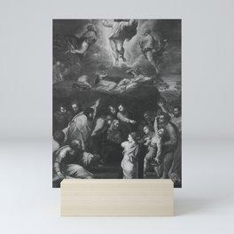 Raphael - The Transfiguration of Christ Mini Art Print
