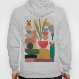 Modern Abstract Art 74 Hoody