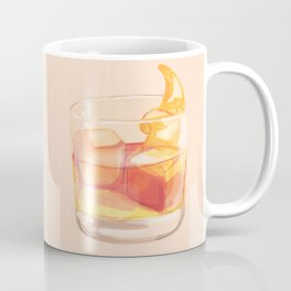 Old Fashioned Coffee Mug
