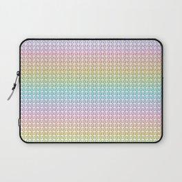 Rainbow Starfish Laptop Sleeve