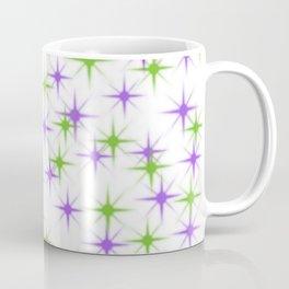 Colored Starlights Coffee Mug