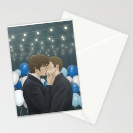 Kiss Me Slowly Stationery Cards