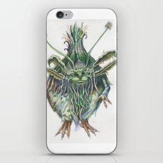 uncle bobo iPhone & iPod Skin