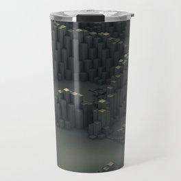 Dusty Pillars Travel Mug