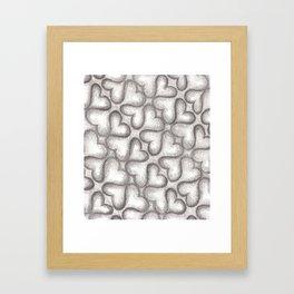 Kera Damo 002 Framed Art Print