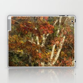The Dying Leaves' Final Passion Laptop & iPad Skin