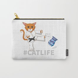 #Catlife Carry-All Pouch