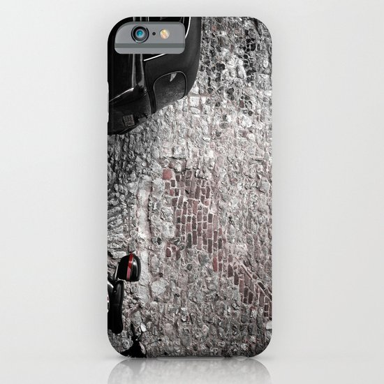 Turns of Travel iPhone & iPod Case