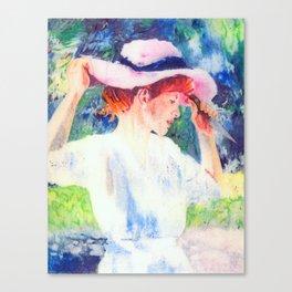 Lucille Canvas Print