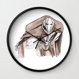 General Grievous' Lightsaber Collection Wall Clock