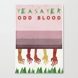 Yeasayer Canvas Print