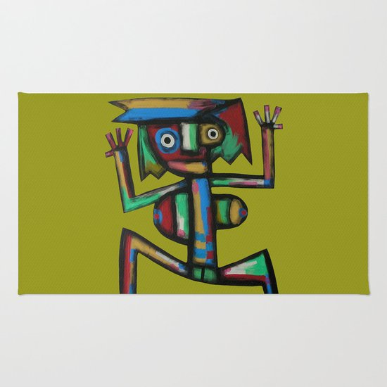 Dancer Rug