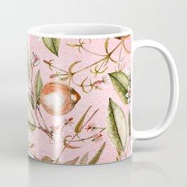 Lemons Pink Coffee Mug