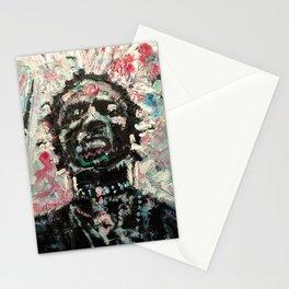 Lion Hunter Stationery Cards