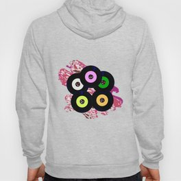 Singles Collection Jazz Background Hoody