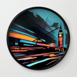 Big Ben Art Wall Clock