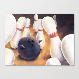 Kingpin by dana alfonso Canvas Print