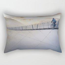 Life isn't always beautiful, but it's a beautiful ride Rectangular Pillow