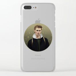 SWEET CREATURE Clear iPhone Case
