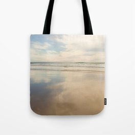 The Afternoon Lingered Tote Bag