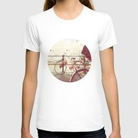 amsterdam T-shirts featuring Amsterdam by GF Fine Art Photography