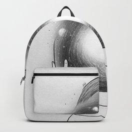 Hidden storm. Backpack