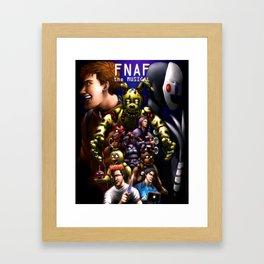 FNAF the Musical Framed Art Print
