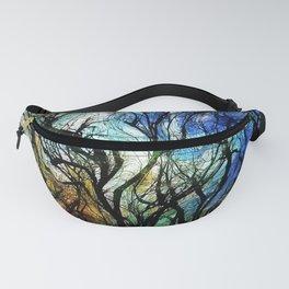 Van Goghs Aurora Borealis 2 Fanny Pack