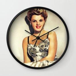 Judy Garland, Actress Wall Clock