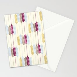 Harvest Wheat Stationery Cards