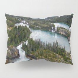 Monkman Cascades Pillow Sham