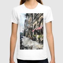 Cracow art 20 #cracow #krakow #city T-shirt
